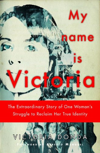 Victoria Donda Bookcover