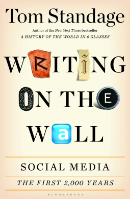 Writing on the Wall bookcover